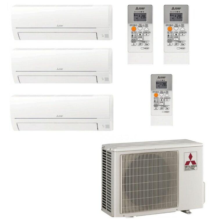 mitsubishi-electric-3×1-mxz-3ha50vf-msz-hr25vf-msz-hr25vf-msz-hr35vf